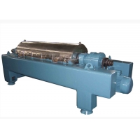 Two Phase Wastewater Treatment Plant Equipment, Continuous Centrifuge Manufactures
