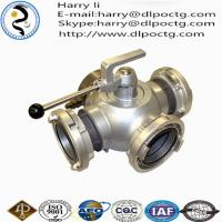 level handle forged brass ball gas Valves and fittings ball valvebutterfly valve1/16-24 butterfly auto butterfly valve