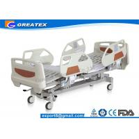 Cold Rolled Steel Tube and Sheet electric medical bed with Linak motor Manufactures