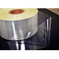 Buy cheap 2000-4000m 18-21 microns Transparent Heatsealable High Shrink BOPP Lamination Film from wholesalers