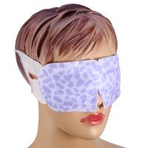 Reduce Dark Circles Steam Eye Mask Self Heating Medical Cotton Office Women Use