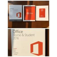 China wholesale  Office 2016 home student    product key card (PKC) on sale