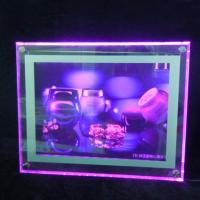 Clear Wall Acrylic Led Light Box Sign Board Acrylic Advertising Light Box Manufactures