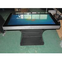 42 inch advertising interactive touch table, IT700 for exhibition hall / meeting room Manufactures