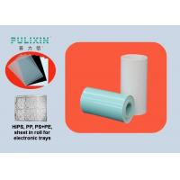 Transparent Plastic Sheet Roll, High Impact Polystyrene (HIPS) Sheets at 1.5mm Manufactures
