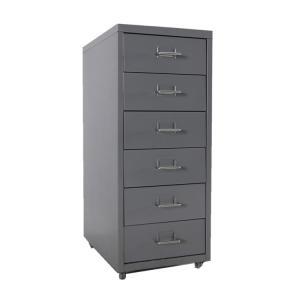 Convertible Metal 690mm Multi Drawer Filing Cabinet Manufactures