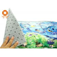 100% Polyester Needle Punched Printed Felt Sheets Nonwoven Printing Carpet Manufactures