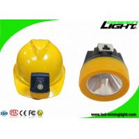 China Underground Safety Coal Mining Lights IP68 3.8Ah Rechargeable Li - Ion Battery on sale