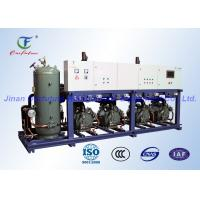 Carrier High Teperature Reciprocating Cold Room Compressor Unit Parallel Manufactures