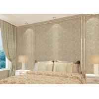 Cheap Contemporary Interior room wallpaper , Bedroom peel and stick paper wall decoration for sale