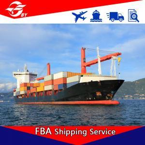 Professional Amazon FBA Forwarder Shenzhen To PHX5 SAT1 PHL6 STL4 Manufactures