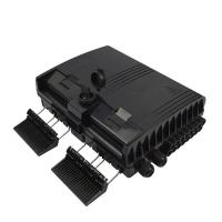 Black Waterproof CTO Box , 16 Port OTB Optical Termination Box For Ftth Network Manufactures