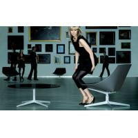 Fritz Hansen Space Modern Lounge Chair by Jehs and Laub Manufactures