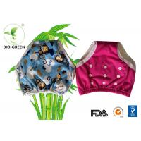 Anti - Resistant Reusable Bamboo Training Pants Machine Washable Style Founded Manufactures