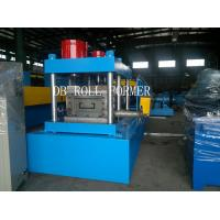 C Purlins Roll Forming Machine 11 KW With Automatic Measureing
