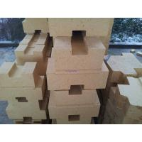 Customized High Temperature Refractory Silica Brick For Hot-blast Stove / Furnace Manufactures