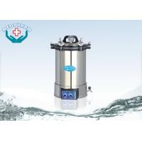 Temperature Controller Portable Autoclave Sterilizer With Indication Light Manufactures