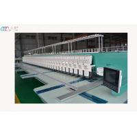 Automaticcomputerised high efficiency lace Embroidery machine , 220V / 50Hz Manufactures