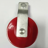 90mm Poultry Pulley For Chicken House Drinking And Feeding Line Manufactures