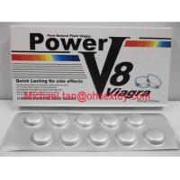 Cheap Power V8 Viagra Pure Natural Plant Generic Viagra , Quick Lasting No Side Effects for sale