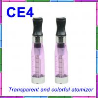 116mm Length Tank System CE4 Cartomizer With 650mAh Battery Content For Serious Quitters Manufactures