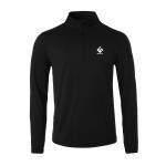 Mens 2018Winter long sleeve full zip polar fleece heather hoody Manufactures