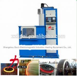 Customer good feedback Crankshaft heat treatment induction machine
