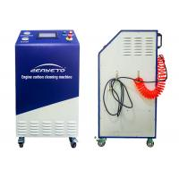 Hho Carbon Cleaner 6.0 AC 220V Time Saving Business Cars Hydrogen Engine Washing Manufactures