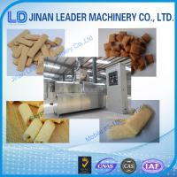 Stainless steel food processing machines snack machinery extruder Manufactures