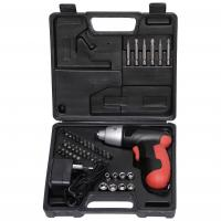 45pcs 4.8V Hot Design Cordless Electric Screwdriver with Battery Indicator /
