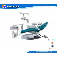European Style Economic Dental Chair Unit Hospital with Curing Light and Scaler Manufactures