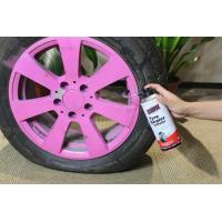 China Professional car cleaning chemicals for tyre puncture / leak sealer & inflator on sale
