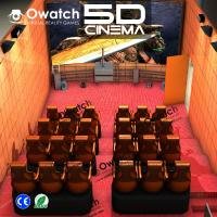 Quality China 5D 7D Cinema Manufacturer Factory 5-years Overseas construction services for sale