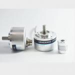 190 Grams 8mm Solid Shaft Encoder 1440ppr D Type Incremental Encoder CE Certified Manufactures