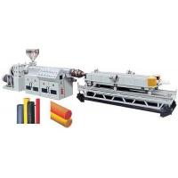 PVC/PE Single/Double Wall Corrugated Pipe Production Line Manufactures