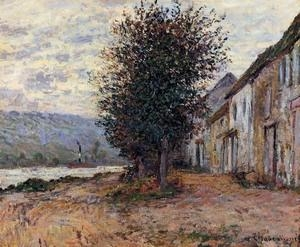 Quality Impressionist(3830) The_Banks_of_the_Seine for sale