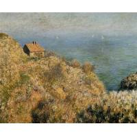 Impressionist(3830) The_Fisherman-s_House_at_Varengeville Manufactures
