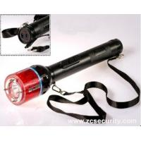 Red alarm light strong LED flashlight stun gun (ZC-SF024) Manufactures