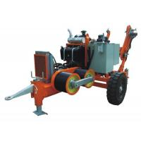 IRON HOUSING PULLING HOIST HY-YQ40 hydraulic puller Manufactures
