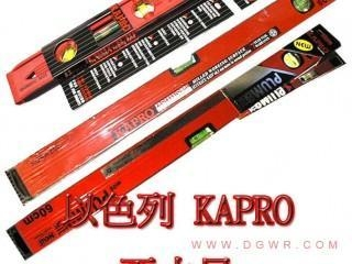 Quality Bolts and screws Israel Kapro level gauge for sale
