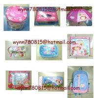 Sell strawberry(stationery,toys,schoolbags,etc)