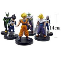 Dragon ball z action figure 6pcs/set  LFB060