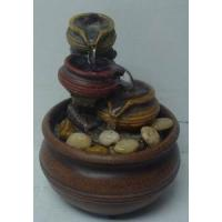 Gifts & Crafts Table Top Fountain - Stacked Jar Style Table Top Fountain - Stacked Jar Style Manufactures