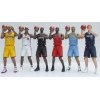 Nba Sports Figures,plastic Toy,plastic Figures