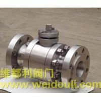 Buy cheap Ball valves Forged steel Ball valves from wholesalers
