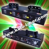 Double Green & Double Red laser light, disco light with DMX for DJ Pro Manufactures