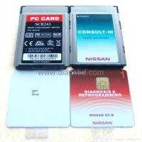 NISSAN Consult GT-R Card Nissan professional diagnosis tool Manufactures