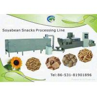 Vegetable/Tissue protein meat analog processing Machines Manufactures