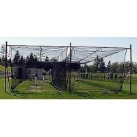 BASEBALL BATTING CAGE Manufactures