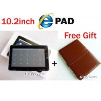 """MID Google Android ZT-180 10.2"""" Notebook+Leather protect case as free gift Manufactures"""